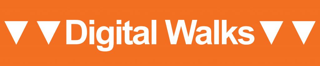 Digital Walks Below (downward Arrow)